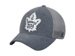 Kšiltovka Toronto Maple Leafs Adidas Sun Bleached Meshback Flex