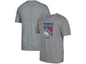 Tričko New York Rangers Heritage Logo Series Tri-Blend