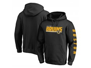 Mikina Boston Bruins Fast Line Pullover Hoodie