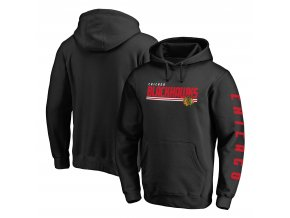 Mikina Chicago Blackhawks Fast Line Pullover Hoodie