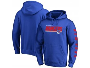 Mikina New York Rangers Fast Line Pullover Hoodie