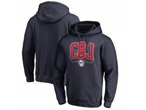Mikina Columbus Blue Jackets Hometown Collection Pullover Hoodie