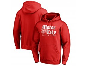 Mikina Detroit Red Wings Hometown Collection Pullover Hoodie