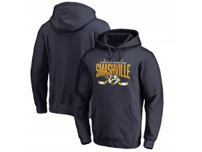Mikina Nashville Predators Hometown Collection Pullover Hoodie