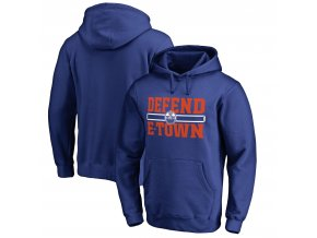 Mikina Edmonton Oilers Hometown Collection Defend Pullover Hoodie