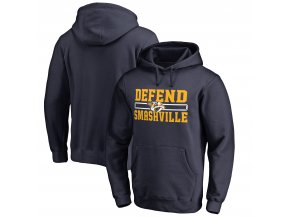 Mikina Nashville Predators Hometown Collection Defend Pullover Hoodie
