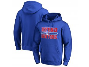 Mikina New York Rangers Hometown Collection Defend Pullover Hoodie