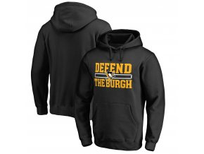 Mikina Pittsburgh Penguins Hometown Collection Defend Pullover Hoodie