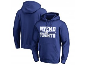 Mikina Toronto Maple Leafs Hometown Collection Defend Pullover Hoodie