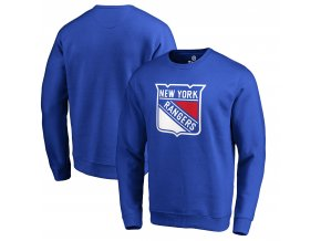 Mikina New York Rangers Primary Team Logo Pullover Sweatshirt