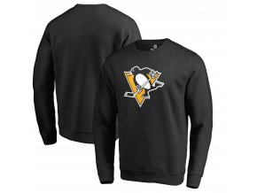 Mikina Pittsburgh Penguins Primary Team Logo Pullover Sweatshirt