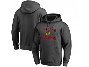 Mikina Chicago Blackhawks Victory Arch Pullover Hoodie