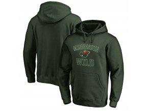 Mikina Minnesota Wild Victory Arch Pullover Hoodie