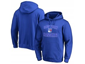 Mikina New York Rangers Victory Arch Pullover Hoodie