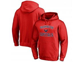 Mikina Washington Capitals Victory Arch Pullover Hoodie