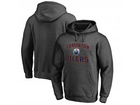 Mikina Edmonton Oilers Victory Arch Pullover Hoodie