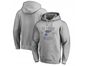 Mikina St. Louis Blues Vintage Heritage Pullover Hoodie