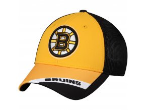 Kšiltovka Boston Bruins adidas Sublimated Visor Meshback Flex