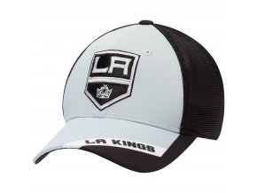 Kšiltovka Los Angeles Kings adidas Sublimated Visor Meshback Flex