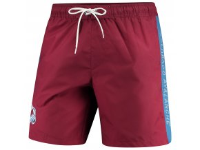 Plavky Colorado Avalanche G-III Sports by Carl Banks Volley