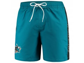 Plavky San Jose Sharks G-III Sports by Carl Banks Volley