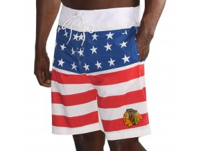Plavky Chicago Blackhawks G-III Sports by Carl Banks Patriotic