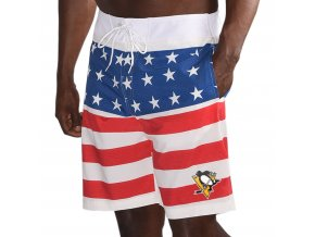 Plavky Pittsburgh Penguins G-III Sports by Carl Banks Patriotic