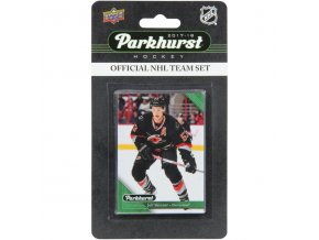 Hokejové Karty Carolina Hurricanes Upper Deck Parkhurst 2017/18 Team Card Set