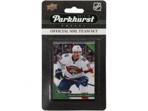 Hokejové Karty Florida Panthers Upper Deck Parkhurst 2017/18 Team Card Set