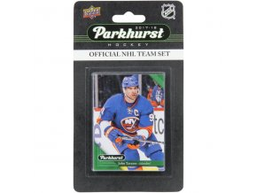 Hokejové Karty New York Islanders Upper Deck Parkhurst 2017/18 Team Card Set