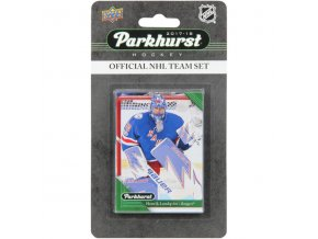 Hokejové Karty New York Rangers Upper Deck Parkhurst 2017/18 Team Card Set
