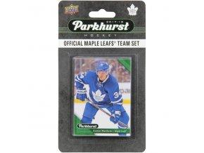 Hokejové Karty Toronto Maple Leafs Upper Deck Parkhurst 2017/18 Team Card Set