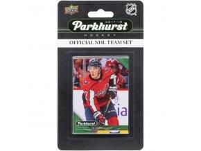 Hokejové Karty Washington Capitals Upper Deck Parkhurst 2017/18 Team Card Set