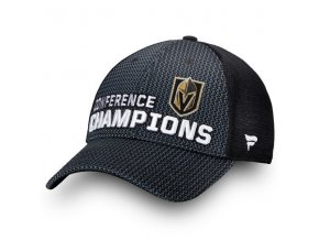 Kšiltovka Vegas Golden Knights 2018 Western Conference Champions Locker Room Trucker