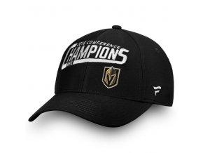 Dětská Kšiltovka Vegas Golden Knights 2018 Western Conference Champions