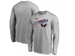 Tričko Washington Capitals 2018 Eastern Conference Champions Locker Room Chip Pass Long Sleeve
