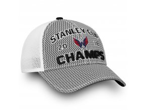 Kšiltovka Washington Capitals 2018 Stanley Cup Champions Locker Room Trucker