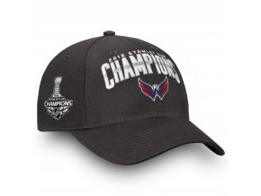 Dětská kšiltovka Washington Capitals 2018 Stanley Cup Champions Fundamental Primary Adjustable