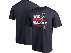 Pánské tričko Washington Capitals 2018 Stanley Cup Champions Star Wars Own the Galaxy (Velikost XXL)