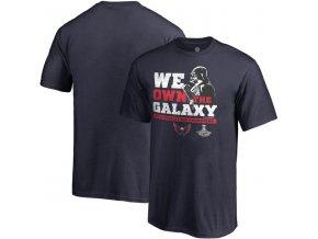 Dětské tričko Washington Capitals 2018 Stanley Cup Champions Star Wars Own the Galaxy (Velikost Dětské XL (13 - 15 let))