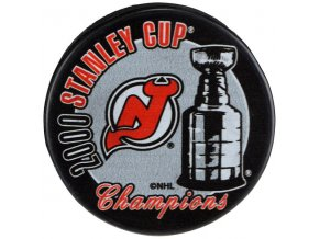Puk New Jersey Devils 2000 Stanley Cup Champions
