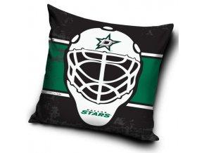 Polštářek Dallas Stars NHL Maska