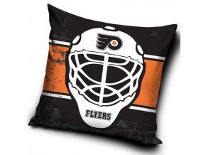 Polštářek Philadelphia Flyers NHL Maska