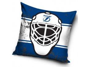 Polštářek Tampa Bay Lightning NHL Maska