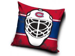 Polštářek Montreal Canadiens NHL Maska