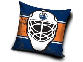 Polštářek Edmonton Oilers NHL Maska