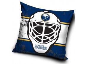 Polštářek Buffalo Sabres NHL Maska