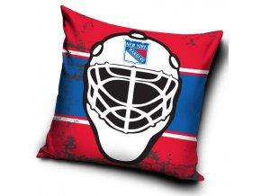 Polštářek New York Rangers NHL Maska