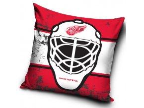Polštářek Detroit Red Wings NHL Maska