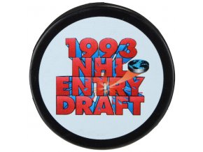 Puk 1993 NHL Entry Draft Québec